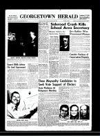 Georgetown Herald (Georgetown, ON), November 22, 1962