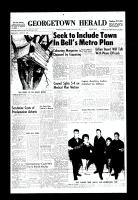 Georgetown Herald (Georgetown, ON)24 Jan 1963