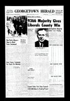 Georgetown Herald (Georgetown, ON)11 Apr 1963