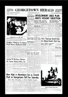 Georgetown Herald (Georgetown, ON)10 Oct 1963