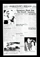 Georgetown Herald (Georgetown, ON)7 Nov 1963