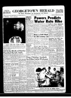 Georgetown Herald (Georgetown, ON)9 Jul 1964