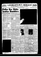 Georgetown Herald (Georgetown, ON)6 Aug 1964