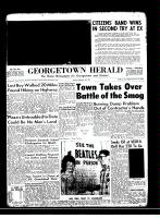 Georgetown Herald (Georgetown, ON)3 Sep 1964