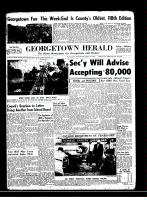 Georgetown Herald (Georgetown, ON)1 Oct 1964