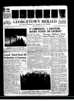 Georgetown Herald (Georgetown, ON)3 Dec 1964