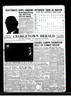 Georgetown Herald (Georgetown, ON)10 Dec 1964
