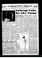 Georgetown Herald (Georgetown, ON)14 Jan 1965