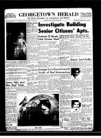 Georgetown Herald (Georgetown, ON)1 Apr 1965
