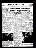 Georgetown Herald (Georgetown, ON)15 Jul 1965