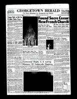 Georgetown Herald (Georgetown, ON)9 Jun 1966