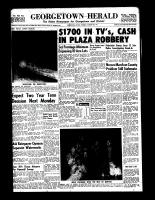 Georgetown Herald (Georgetown, ON)20 Oct 1966