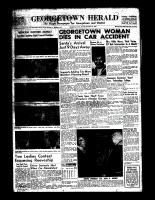 Georgetown Herald (Georgetown, ON)1 Dec 1966