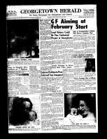Georgetown Herald (Georgetown, ON)5 Jan 1967