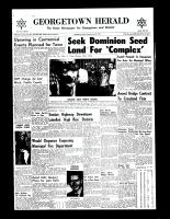 Georgetown Herald (Georgetown, ON)6 Jul 1967
