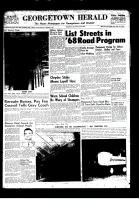 Georgetown Herald (Georgetown, ON)1 Feb 1968