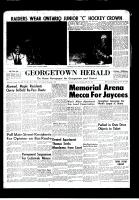 Georgetown Herald (Georgetown, ON)25 Apr 1968