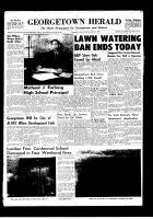 Georgetown Herald (Georgetown, ON)1 Aug 1968