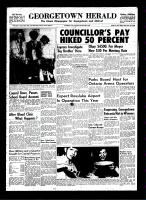 Georgetown Herald (Georgetown, ON)20 Feb 1969