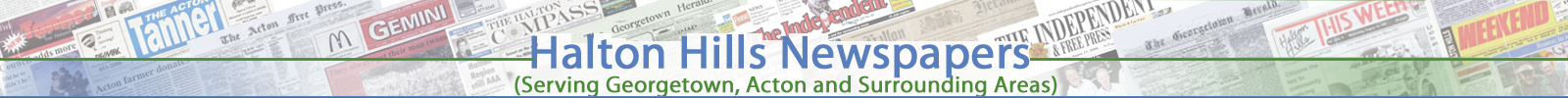 Halton Hills Newspapers