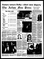 Acton Free Press (Acton, ON), December 9, 1970