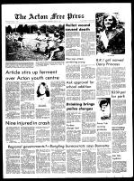 Acton Free Press (Acton, ON), July 21, 1971