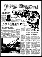 Acton Free Press (Acton, ON), December 20, 1972