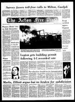 Acton Free Press (Acton, ON), August 22, 1973