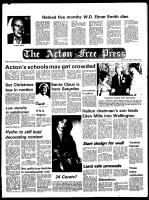 Acton Free Press (Acton, ON), November 14, 1973