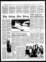 Acton Free Press (Acton, ON), March 6, 1974