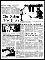 Acton Free Press (Acton, ON), January 21, 1976