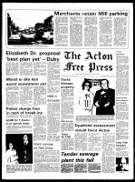 Acton Free Press (Acton, ON), March 3, 1976