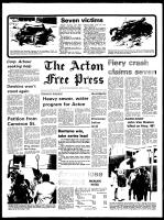 Acton Free Press (Acton, ON), March 10, 1976