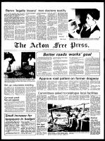Acton Free Press (Acton, ON), April 21, 1976