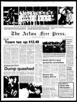 Acton Free Press (Acton, ON), April 20, 1977