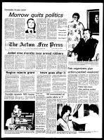 Acton Free Press (Acton, ON), August 23, 1978