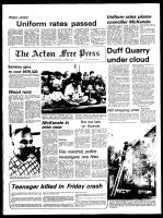 Acton Free Press (Acton, ON), October 11, 1978