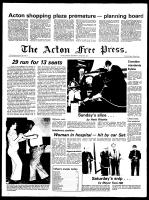 Acton Free Press (Acton, ON), October 25, 1978