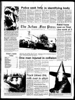 Acton Free Press (Acton, ON), November 1, 1978