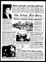 Acton Free Press (Acton, ON), November 22, 1978