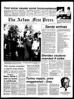 Acton Free Press (Acton, ON), November 29, 1978