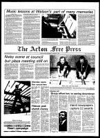 Acton Free Press (Acton, ON), February 7, 1979