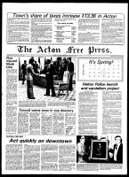 Acton Free Press (Acton, ON), March 21, 1979