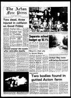 Acton Free Press (Acton, ON), April 18, 1979