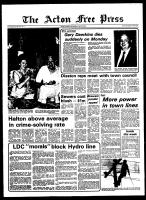 Acton Free Press (Acton, ON), July 25, 1979