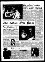 Acton Free Press (Acton, ON), October 10, 1979