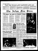 Acton Free Press (Acton, ON), October 31, 1979