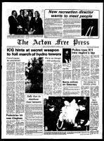 Acton Free Press (Acton, ON), November 21,1979