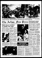 Acton Free Press (Acton, ON), November 28, 1979