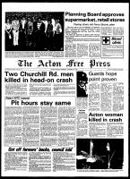 Acton Free Press (Acton, ON), December 12, 1979
